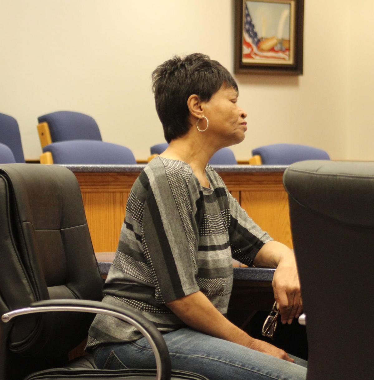 Marjorie Jones' competency hearing to be held days before her trial is to begin