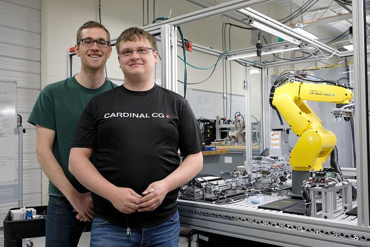 Award-winning automation project