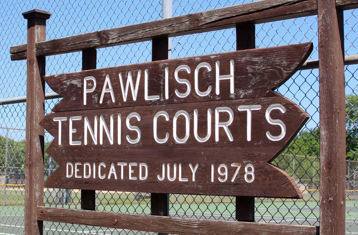 Tennis Courts Oak Park in Reedsburg