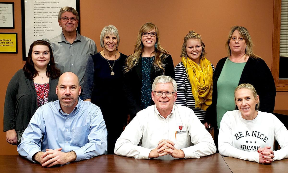 Kinship Mentoring of Columbia County board (copy)