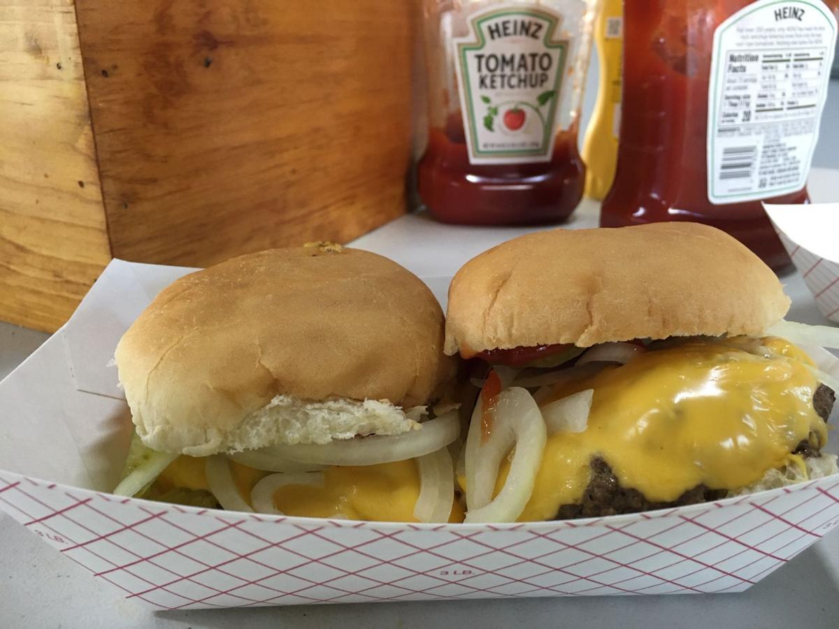 Burger Night in Muscoda