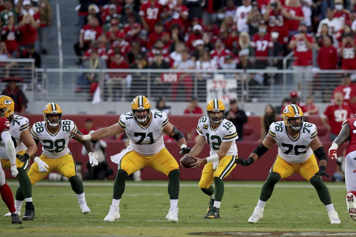 Rodgers 49ers