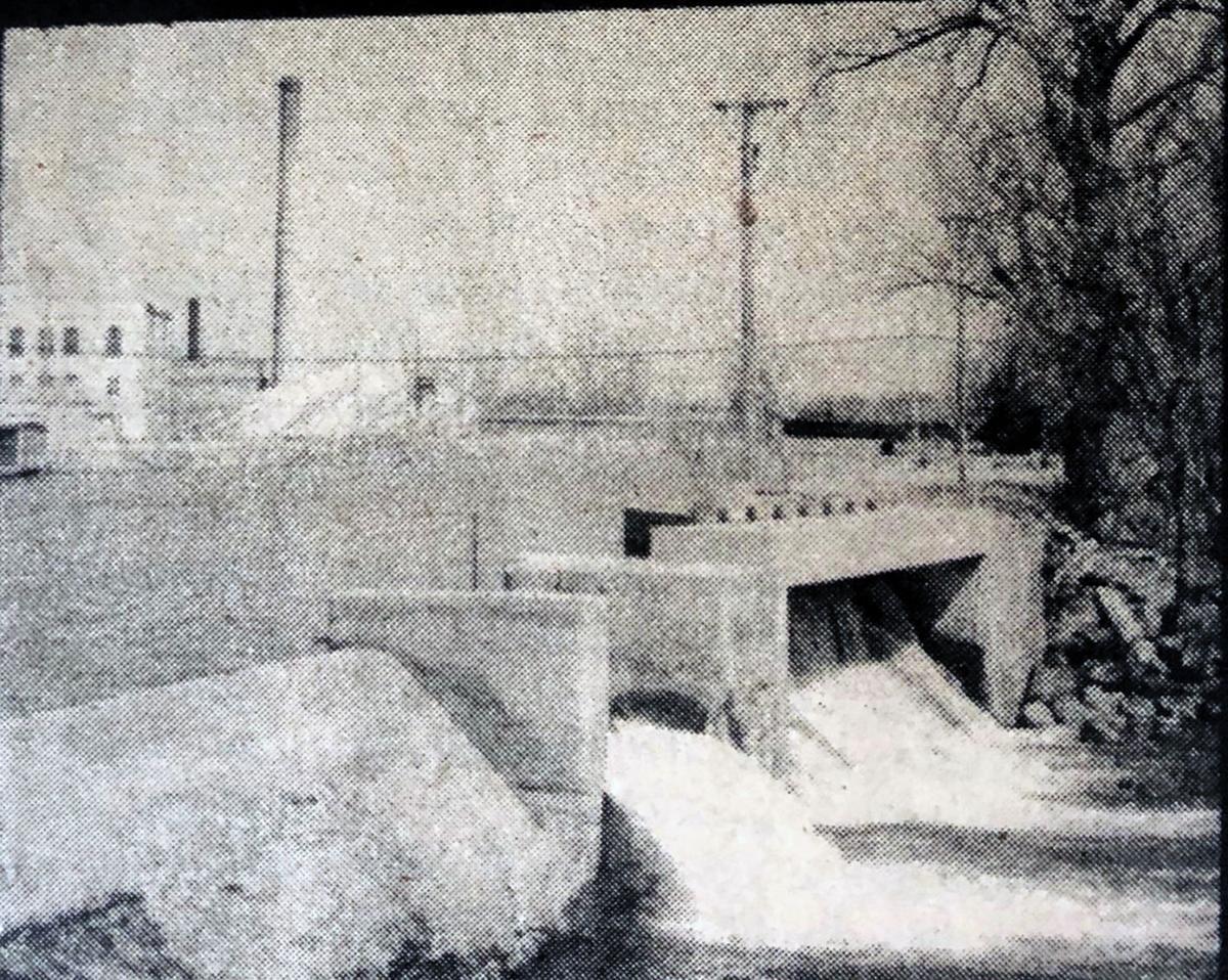 1981 Udey Dam