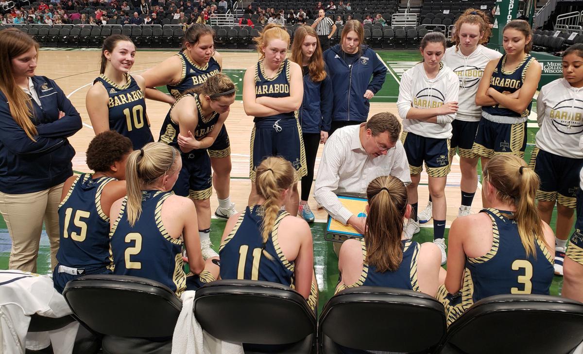 Baraboo girls basketball