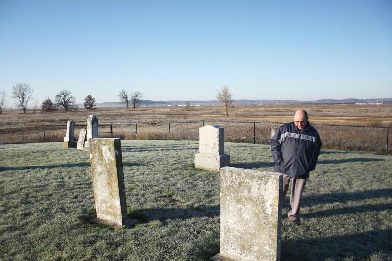 Badger Cemetery 1