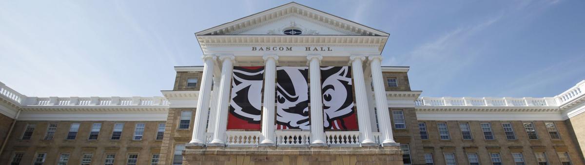bascom hall banner
