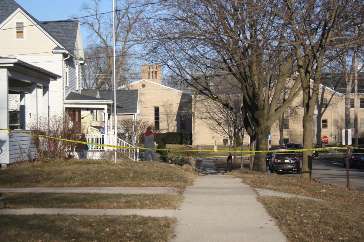 Beaver Dam shooting crime scene