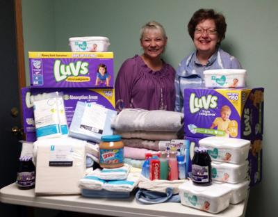 Exchange Club donates $250 in supplies