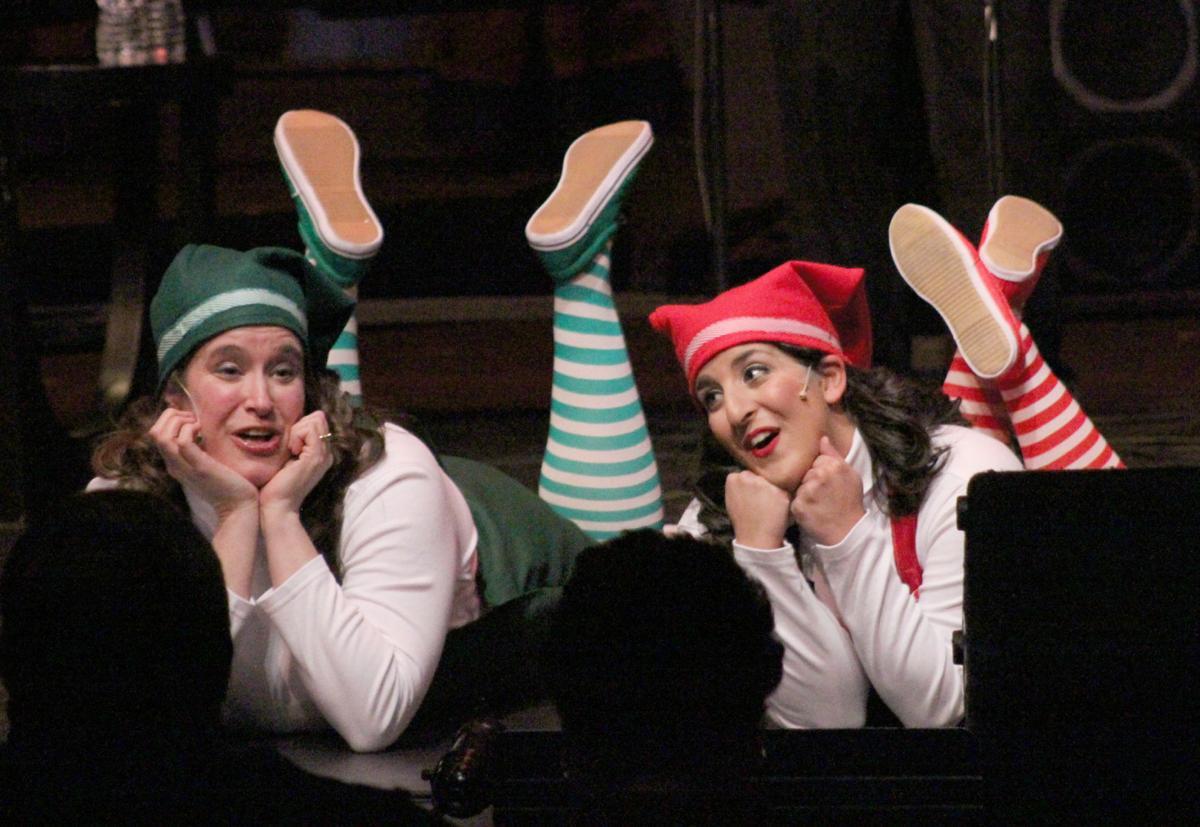 Carpenters Christmas comes alive Friday | Regional news | wiscnews.com
