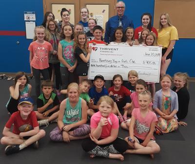 $905 raised for Reedsburg Boys and Girls Club