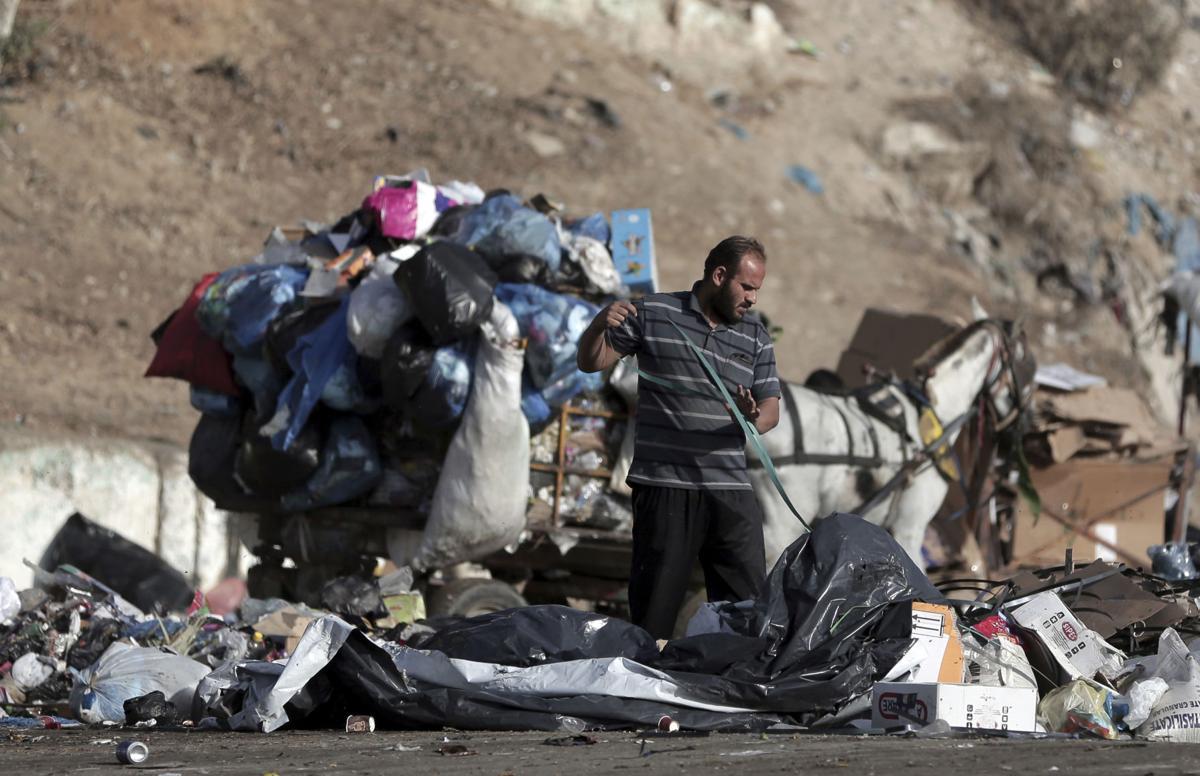 Mideast Gaza Plastic Revival