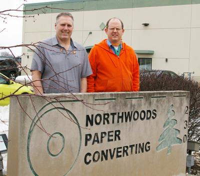 NORTHWOODS PAPER CONVERTING SOLD