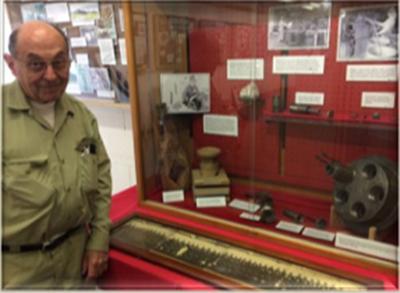 Archivist to speak at Badger Museum