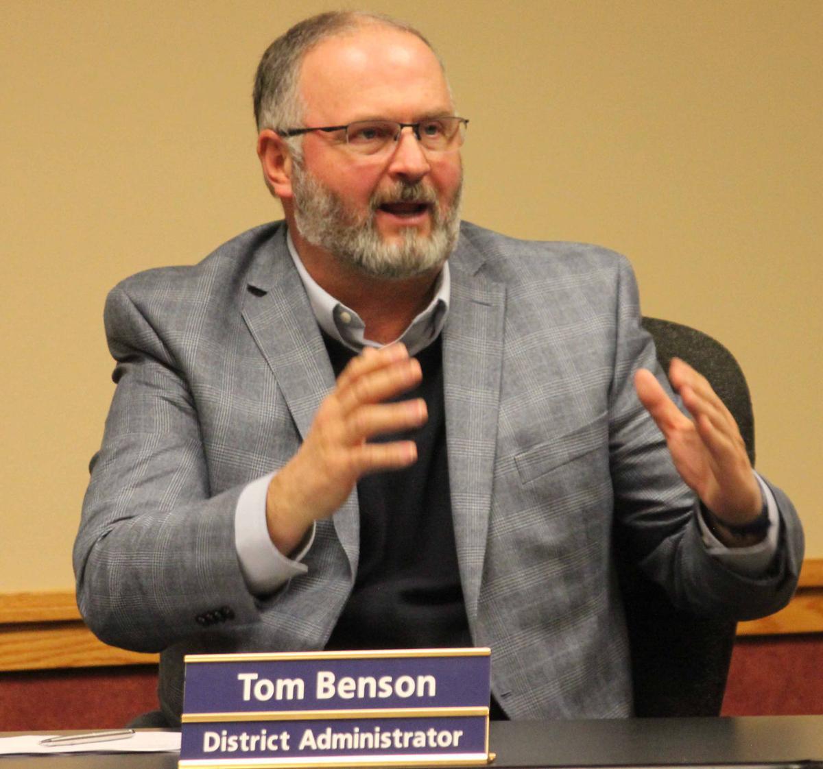 Tom Benson picture