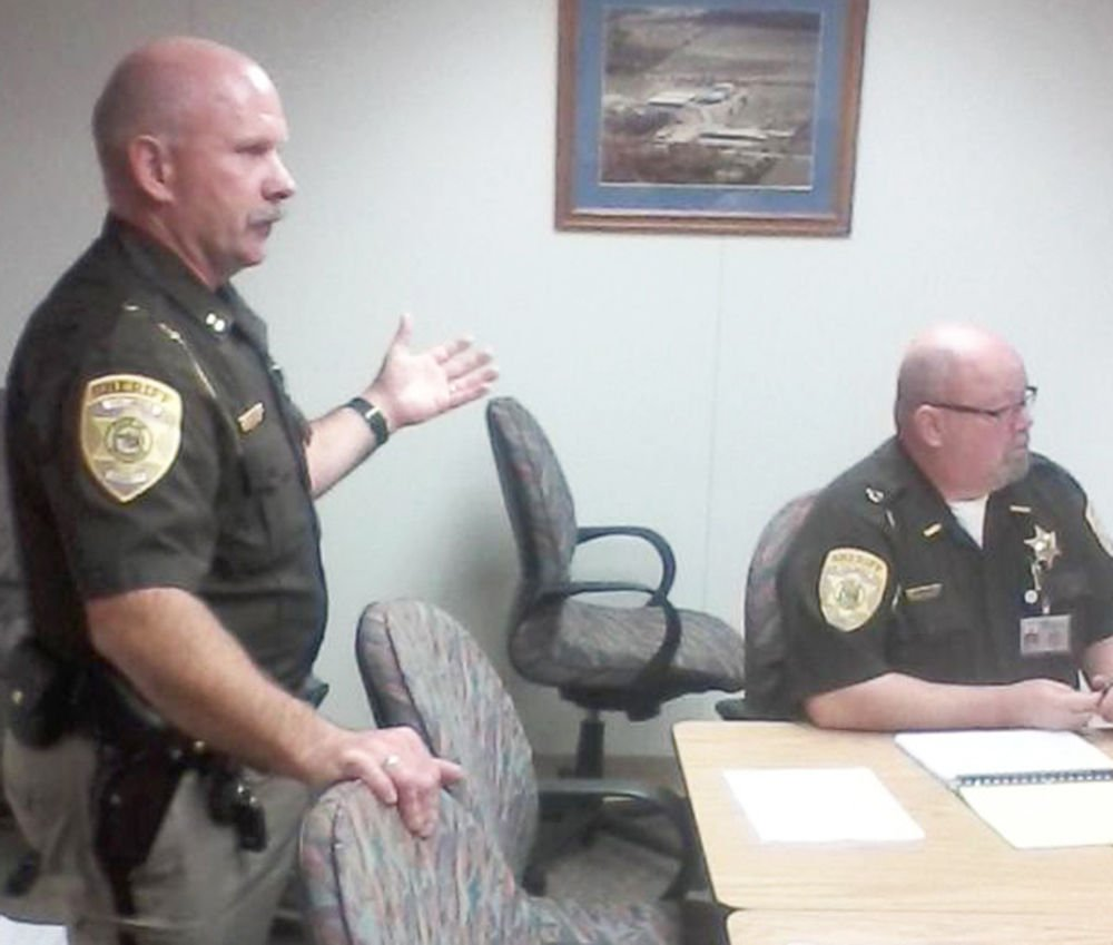 Columbia County Sheriff's Office chief deputy retires