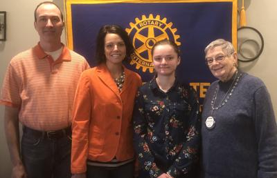 Dziewior named June student of the month