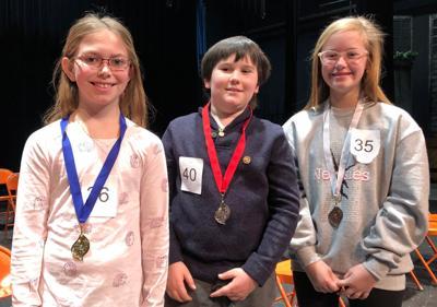 Spelling Bee winners named