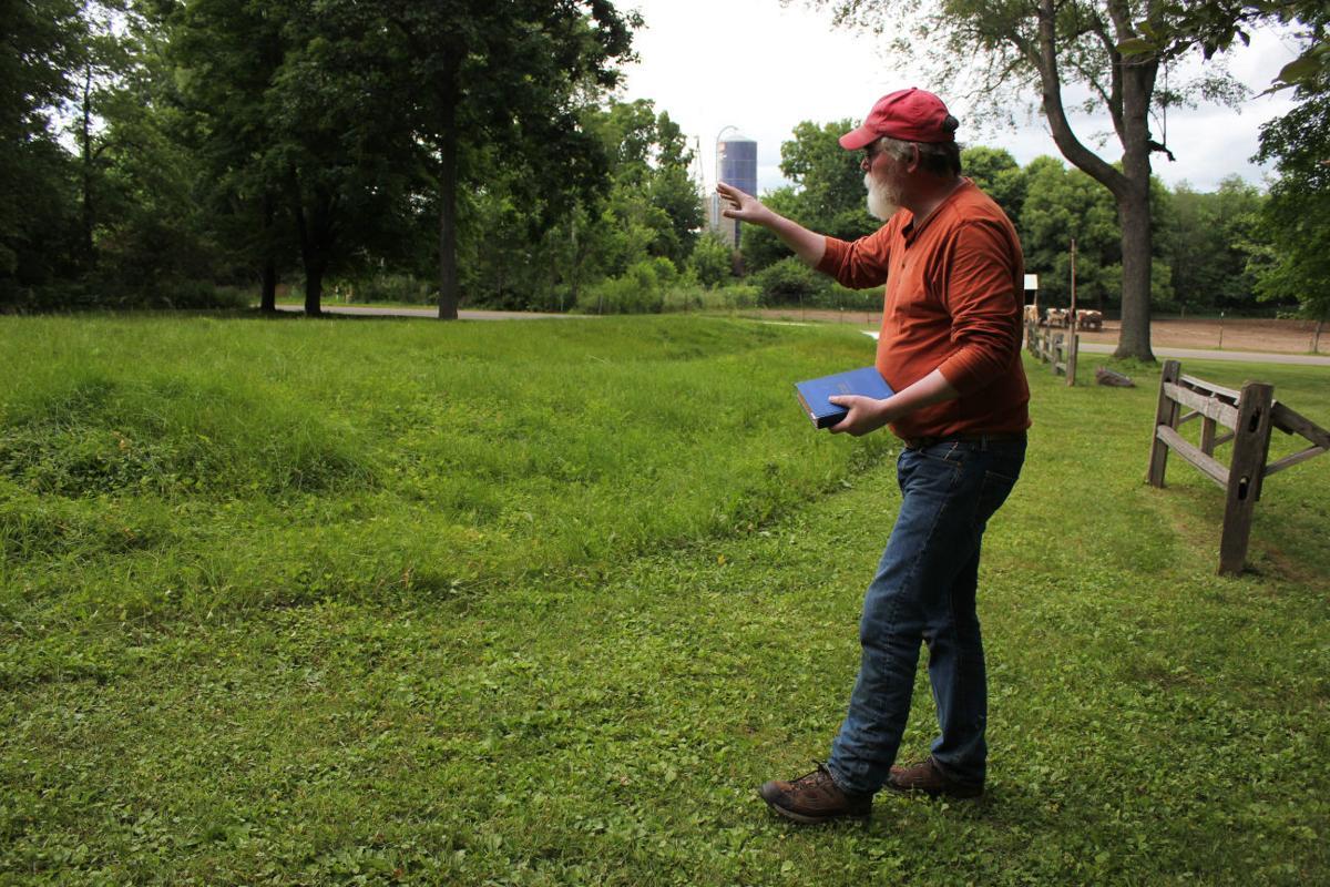 Taking Care of Man Mound