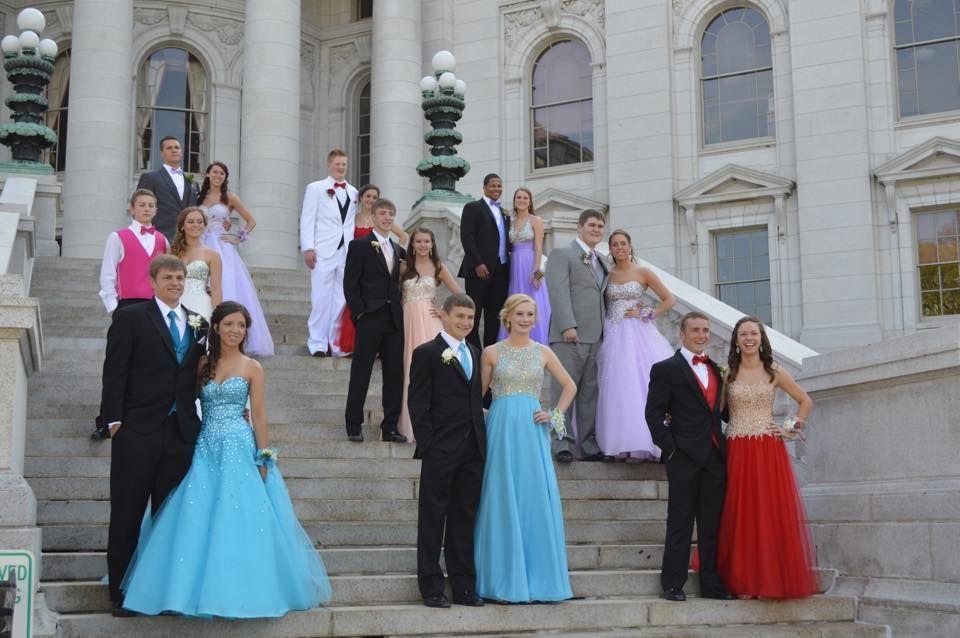 Prom Goers Take Hot Ride Regional News Wiscnews