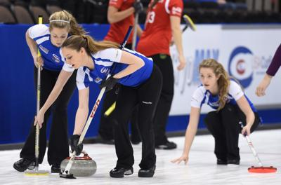 CURLING: Bear advances to semifinals at USA Curling National