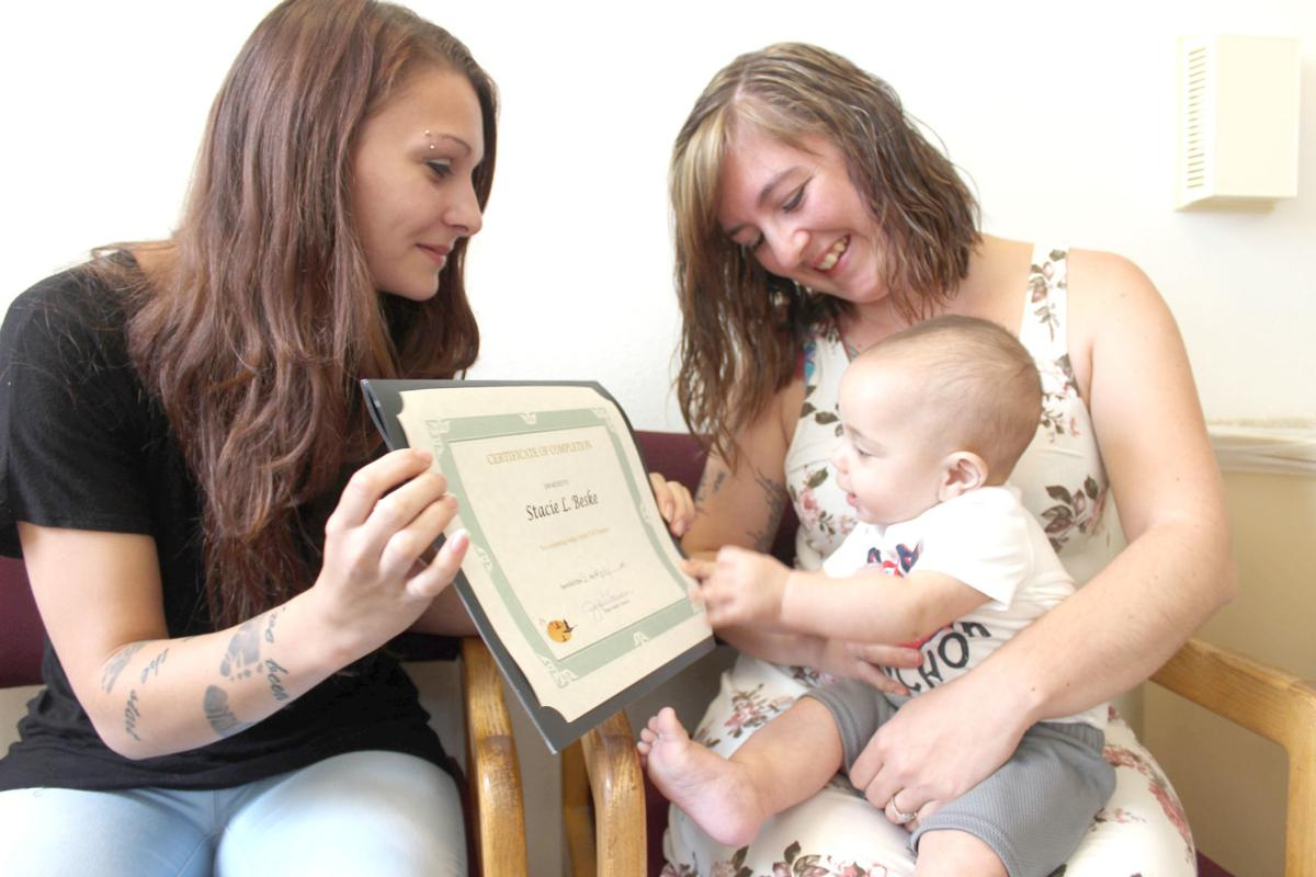 Beaver Dam woman changes like thanks young hero while graduating from TAD (copy)