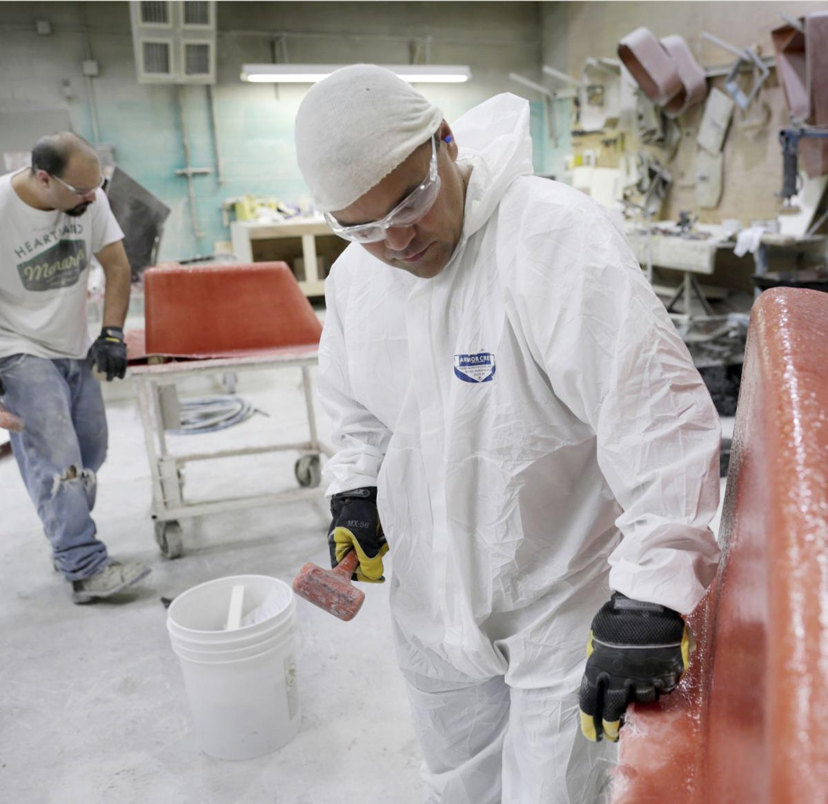 Workers Wanted: 2-Yacht manufacturer that cut 1,000 jobs struggles to fill 70