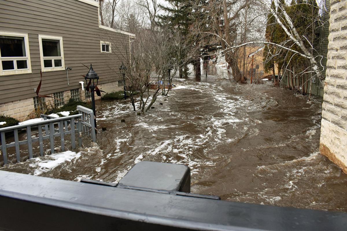 Flooding in Lodi