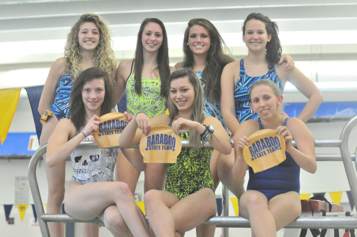 Prep Girls Swimming Baraboo Swimmers To Compete In Friday -9121