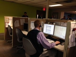 Call Center employee image