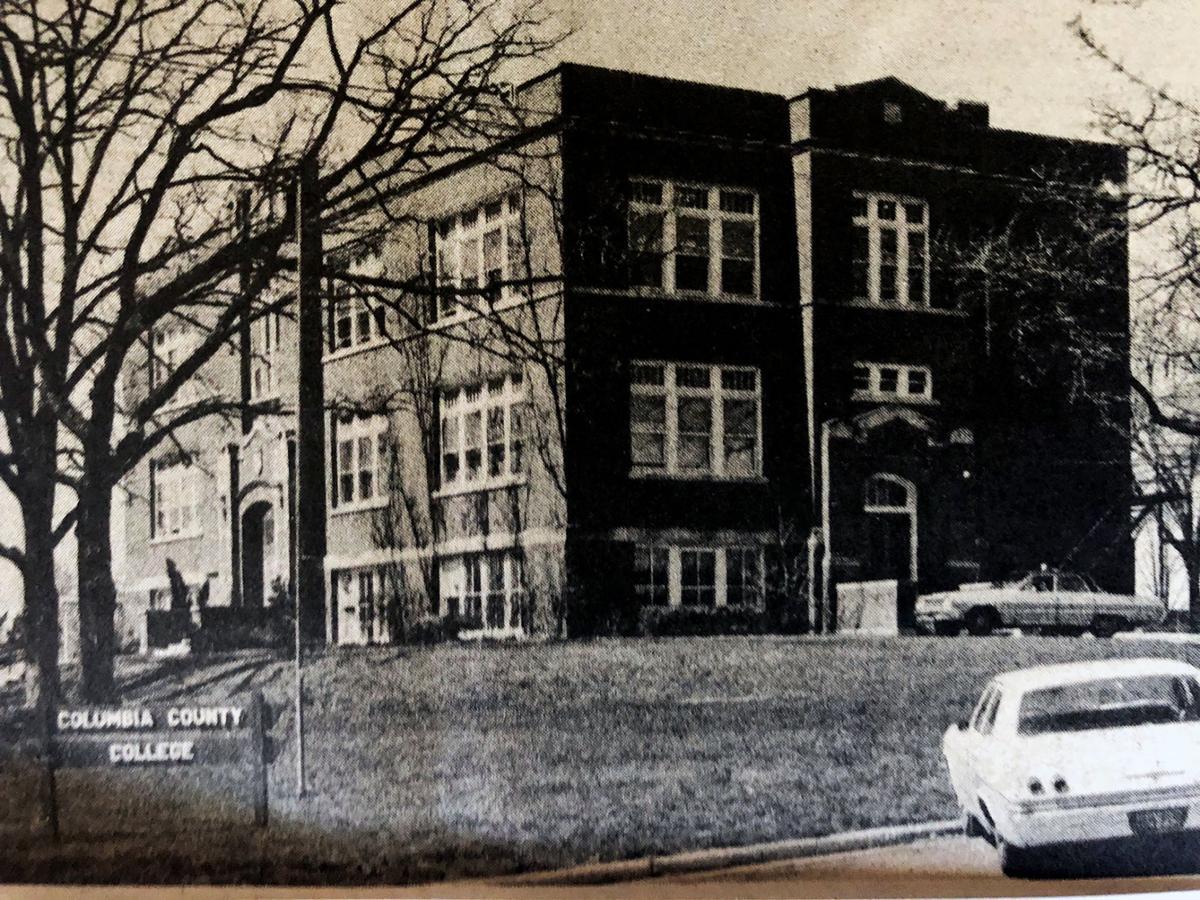 1971 Columbia County Teachers College
