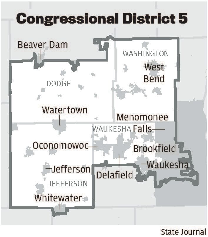 Wisconsin 5th Congressional District