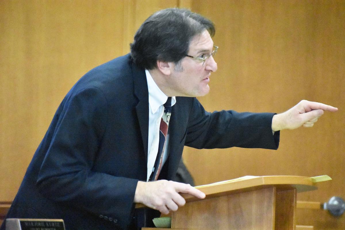 Kraemer trial prosecutor