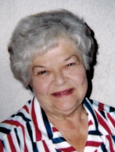 Betty J. Smith, 86, Evansville