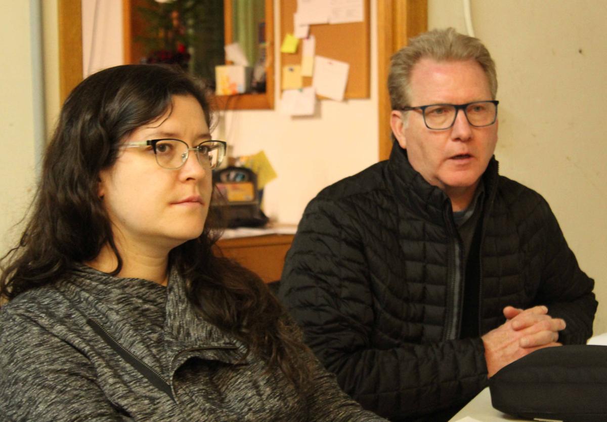 Kehla and John