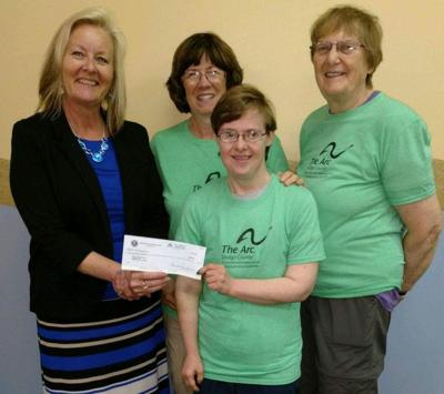 Kiwanis donates $450 to ARC of Dodge County