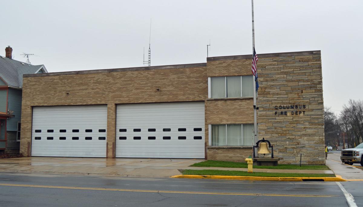 Columbus Fire Department Log | Regional news | wiscnews com