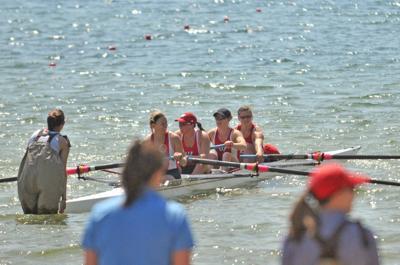 UW women's rowing