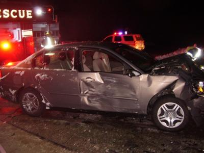 Crash injures three | Regional news | wiscnews com