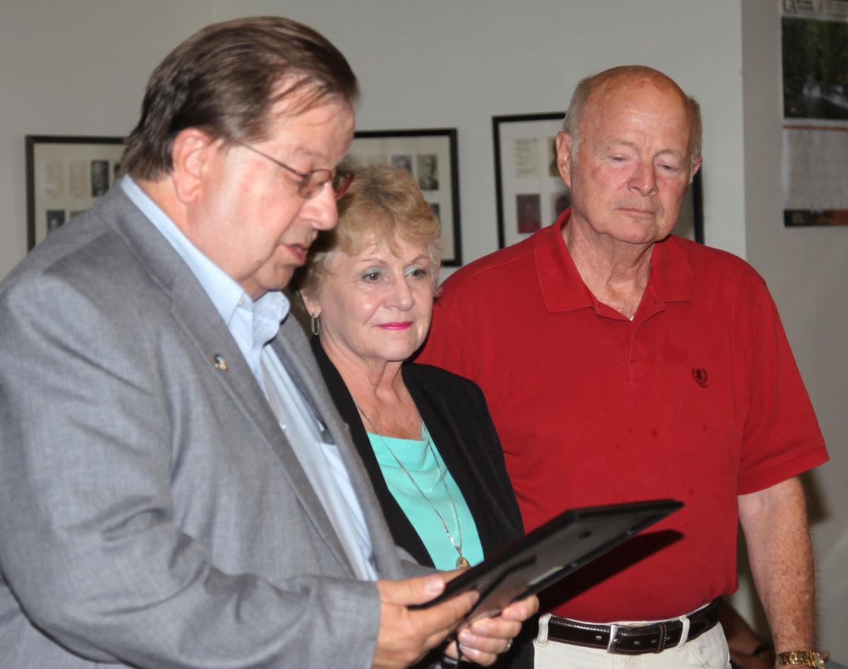 Jerry and Carol Stich