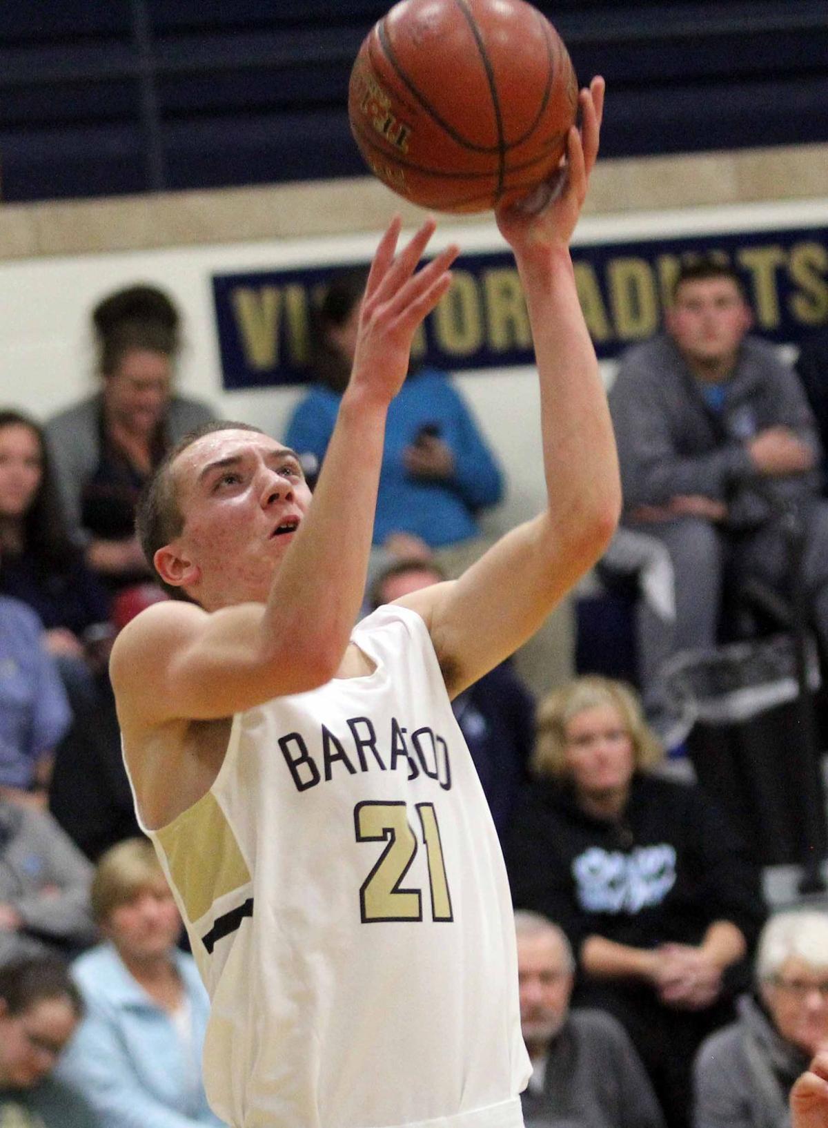 Baraboo's Ryan Gehin