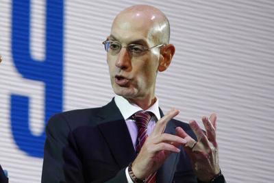 Chinese state TV halts NBA preseason China game broadcasts (copy)