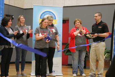 Mayville school recognized as Blue Zones approved