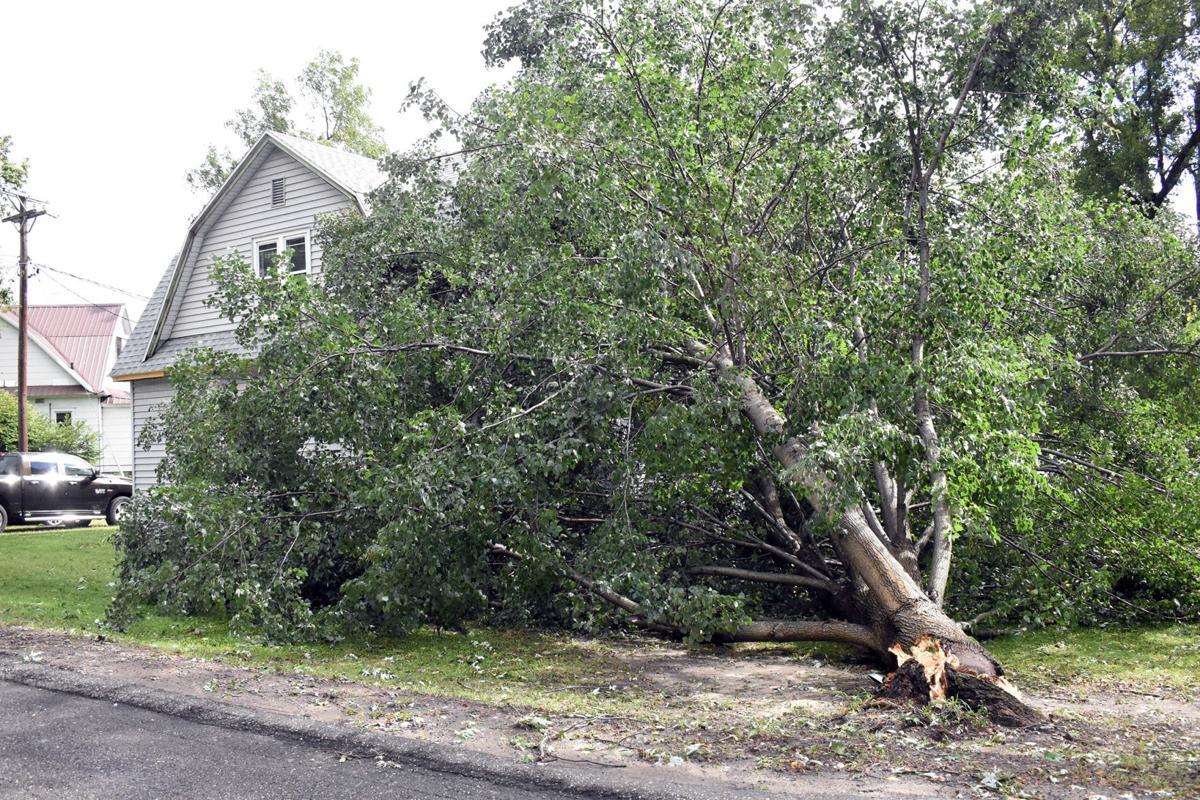 Endeavor Storm Damage