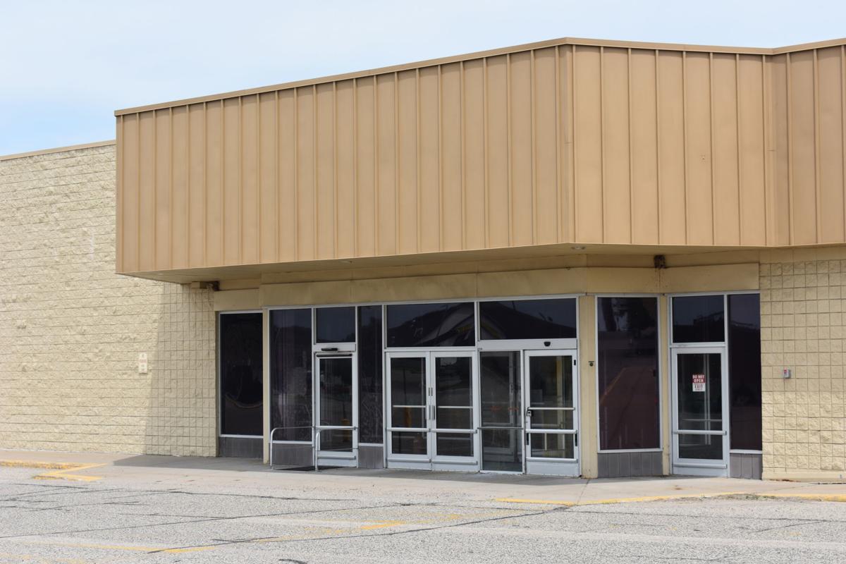 Kmart storefront