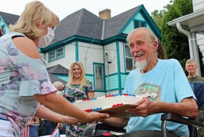 Beaver Dam veteran happily surprised by honor for his service