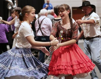 Square dancers say pastime is like 'friendship set to music'