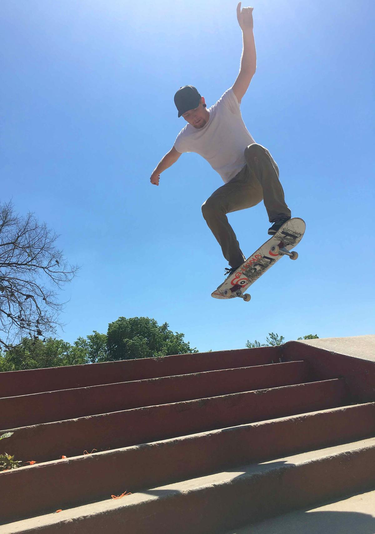 Skateboarding's popularity rolls on in south-central region