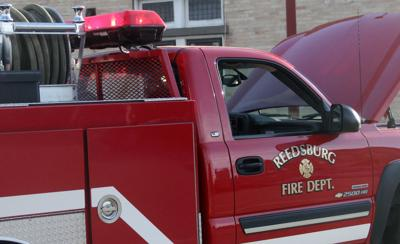 reedsburg fire department truck wiscnews file web only