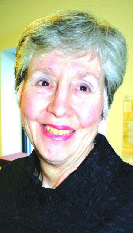 Joan Fordham