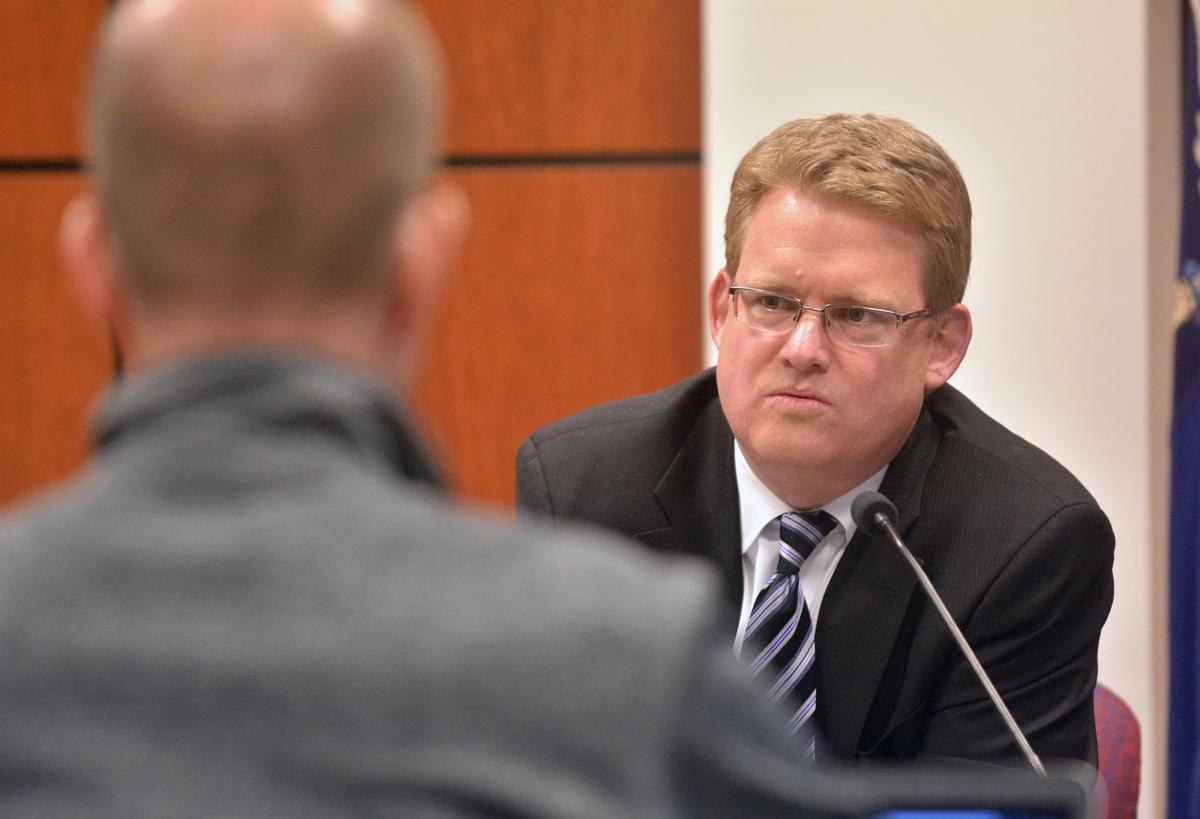 County board approves seperation agreement with administrator